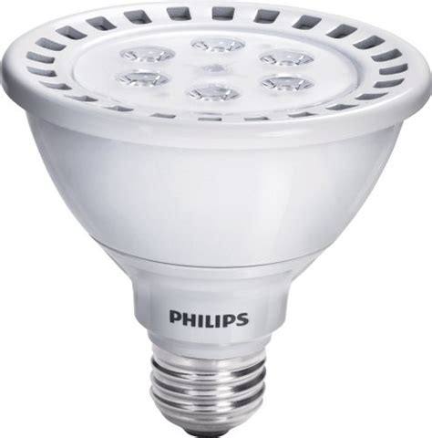 Lu Philips Led 6 Watt philips 423459 13 watt 75 watt airflux par30s led 3000k white flood light bulb dimmable