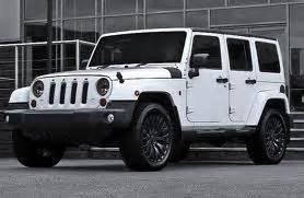 Types Of Jeep Wranglers Choosing The Best Jeep Wrangler Wheels