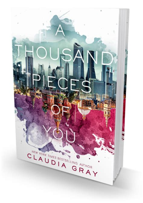Pieces Of You by Review A Thousand Pieces Of You By Gray Xpresso