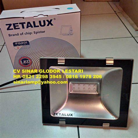 Lu Sorot Led Zetalux semua produk sinar glodok lestari zetalux