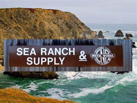 Ranch Supply Sea Ranch Supply Go Local Mendonoma Coast