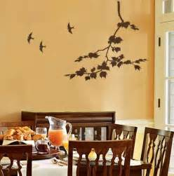 Wall Art For Dining Room Contemporary by Pics Photos Home Decor Wall Stencils Modern Dining Room