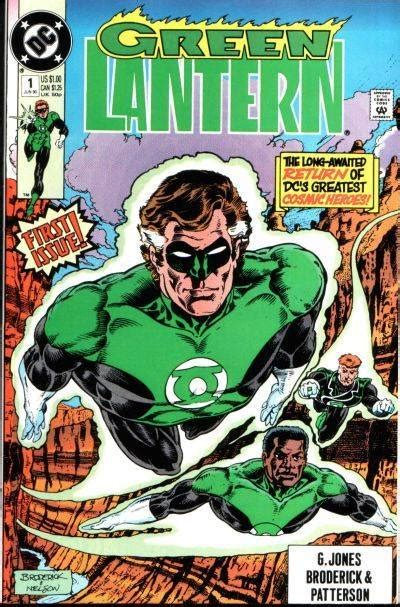 Green Lantern 1 0 green lantern 1 to earth issue