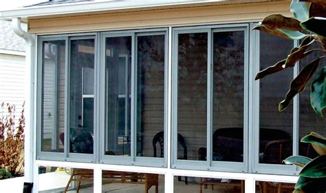 veranda windows weatherlite screen porches enclosures windows doors