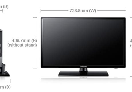 Led Samsung 32eh4000 tv led samsung 32eh4000 32 quot 81cm hd fairsolve