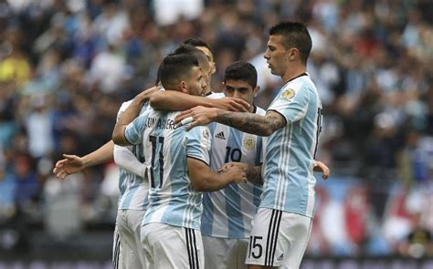 argentina today match result argentina 3 0 bolivia match report result 2016 copa