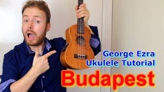 ukulele tutorial budapest play hakuna matata lion king ukulele tutorial