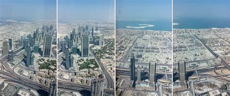 burj khalifa observation deck a view from the highest observation deck in the world
