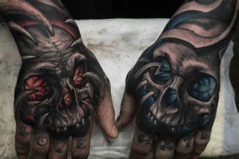 best tattoo full hand top 49 best hand tattoos for men