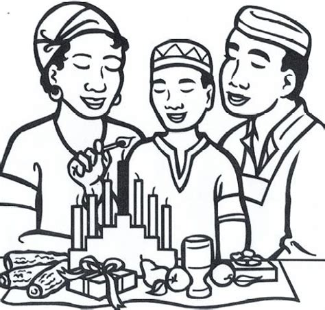 coloring pages for kwanzaa candle holder 1000 images about kwanzaa on pinterest coloring pages