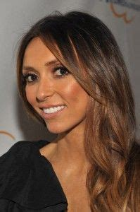 why did guilliana rancic color her hair hair on pinterest giuliana rancic audrina patridge and