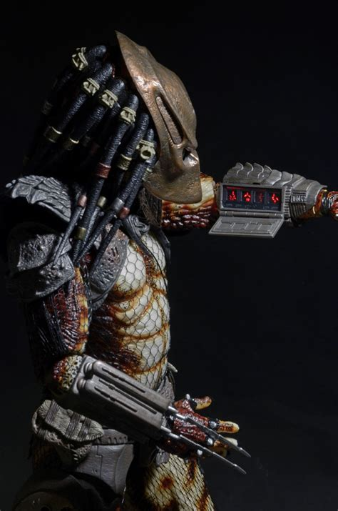 Predator Light predator 2 1 4 scale figure city predator