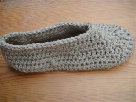 crocheted slipper patterns chrochet slippers pattern look at what i made