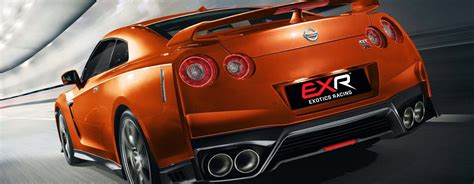 Drive A Nissan Gtr by Drive A Nissan Gt R Premium On A Racetrack At Exotics Racing