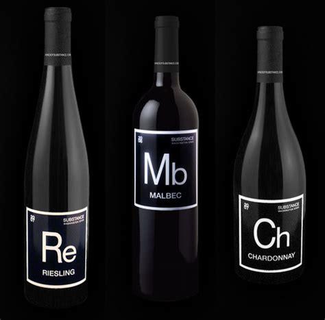 periodic table of wine graphic design 171 modern creative