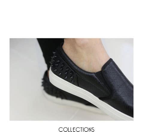 shoes vans spikes black leather snake fashion