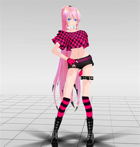 anime girl wallpaper pack zip tda checkmate luka mmd download by reon046 on deviantart
