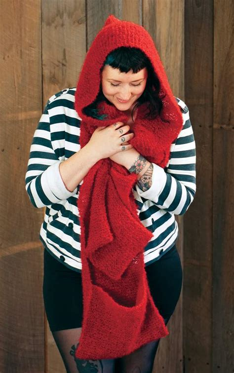 knitting pattern scarf with hood and pockets gimme shelter hooded scarf with pockets download