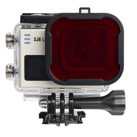 sjcam accessories dive filter filter for sjcam sj6 legend alex nld