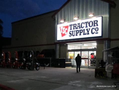 Tractor Supply Gift Card Locations - tractor supply store opens in north adams iberkshires com the berkshires online