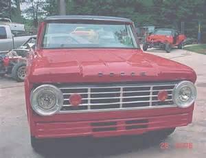 1966 Dodge D100 1966 Dodge D100 For Sale Opelika Alabama