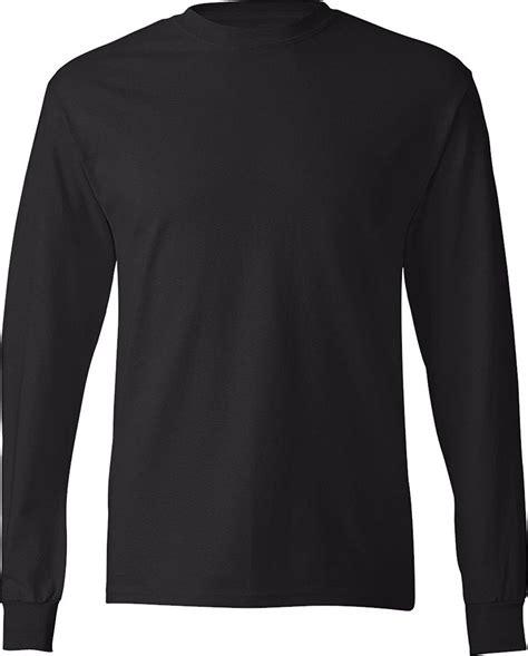 Black Long Sleeve Shirt Men Artee Shirt Black Sleeve
