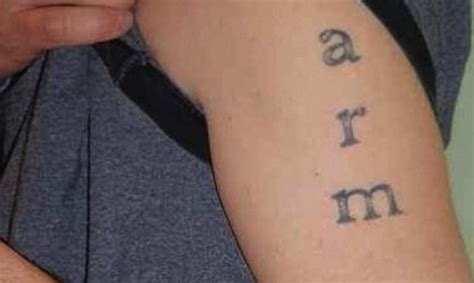 stupid tattoo questions top ten tattoos to make you question your faith in