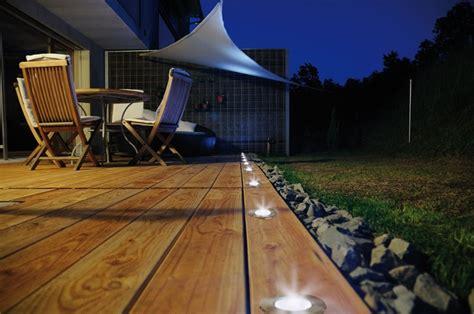 terrassenboden beleuchtung eclairage ext 233 rieur jardin terrasse piscine la baule