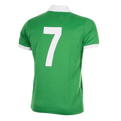 george best shirt buy george best northern ireland 1977 sleeve retro