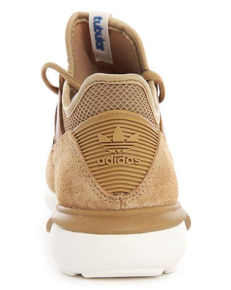 beige sneakers adidas tubular moc runner beige sneakers in for