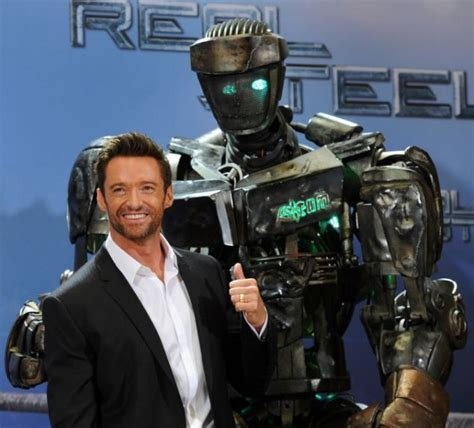 film robot boxing hugh jackman s real steel adventure with boxing robots