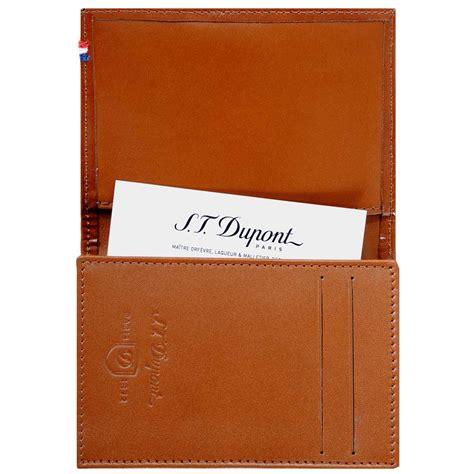 St Dupont Business Card Holder