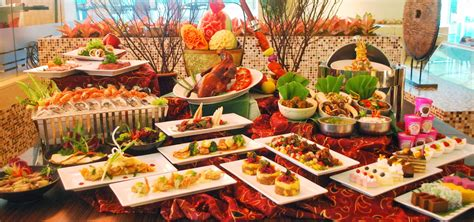 new year buffet a gastronomic new year at impiana klcc hotel