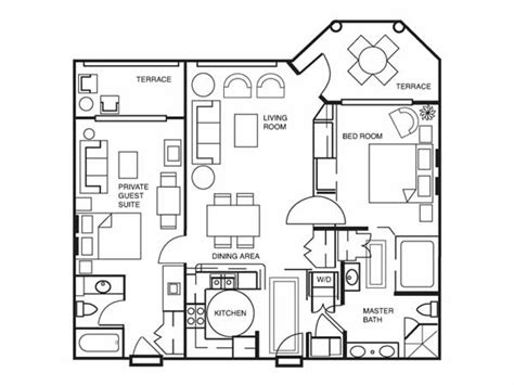 grand beach resort orlando floor plan hilton grand vacation club seaworld floor plans carpet