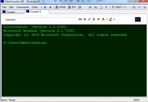 delphi console tutorial customize the dos console with colorconsole