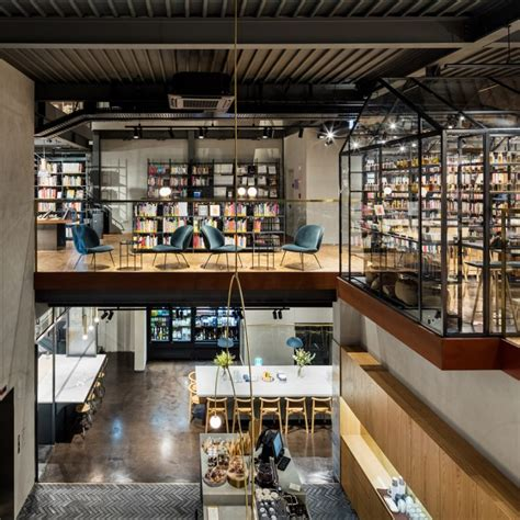design library blacksheep bases experiential cooking library in seoul on