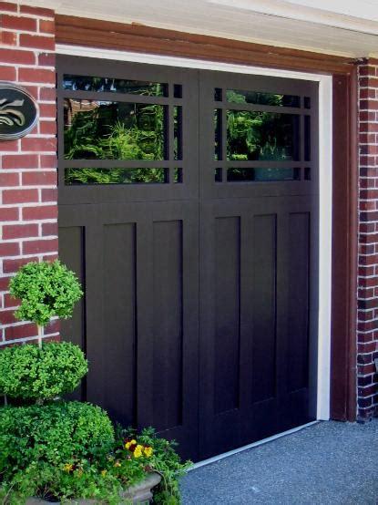 Real Carriage Garage Doors Made Custom Wood Garage Doors And Real Carriage House Doors By Vintage Garage Door Llc Of