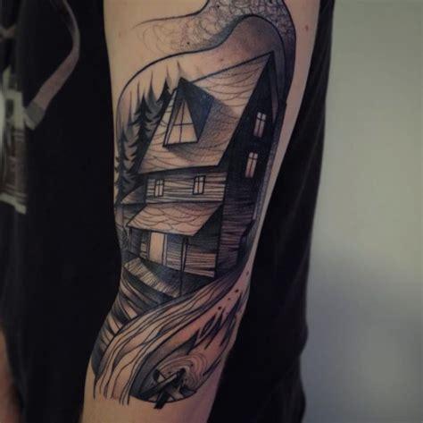 yankee tattoo edinburgh 21 awesome architecturally inspired tattoo designs