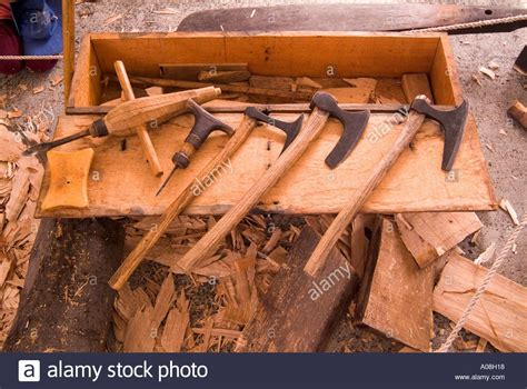 simple traditional woodworking tools