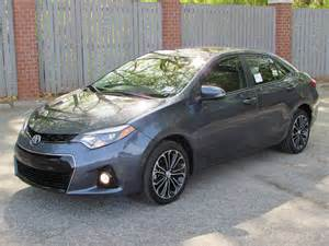 2014 Toyota Corolla S Premium 2014 Toyota Corolla S Premium Start Up Exhaust And In