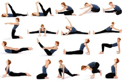 yoga tutorial at home yoga for beginner at home free printable loving printable