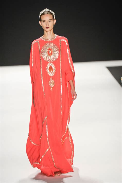 Catwalk To Carpet In Naeem Khan by Best 2013 Runway Gowns Naeem Khan The Most