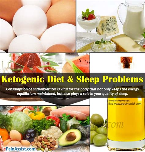 carbohydrates ketosis ketogenic diet sleep problems how are carbohydrates and