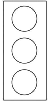 stop light template traffic light coloring page safety