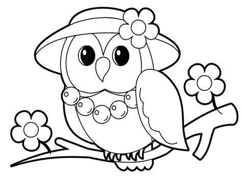 Animal Coloring Page by Baby Jungle Animals Coloring Pages Bestofcoloring