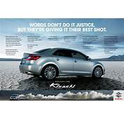 Suzuki Aims To Up Its Image With A Campaign For The 2010