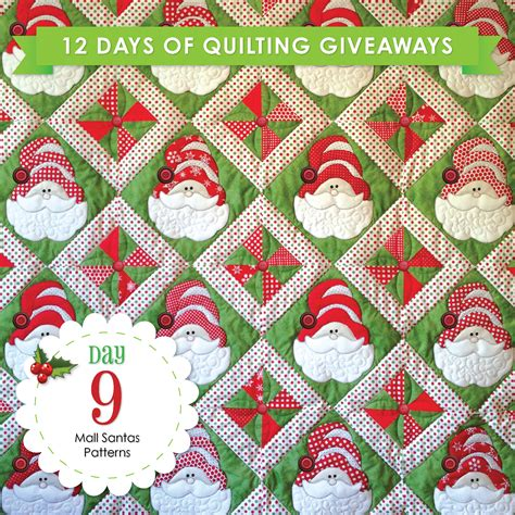 12 Days Of Quilt Pattern by Day 9 Of 12 Days Of Quilting Giveaways Stitches Of