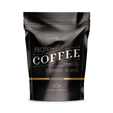 Protein Coffee protein coffee for the espresso loving fitness enthusiast complete nutrition