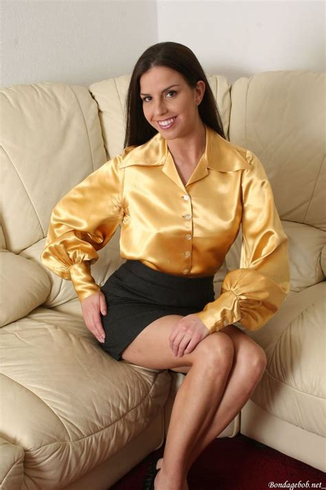 9 Beautiful Blouses For by 104 Best Satin Images On