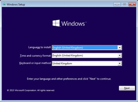 install windows 10 from scratch the windows 10 home install from scratch ajsnetworking com